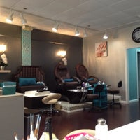 Photo taken at The Nail Lounge by Mouy T. on 7/26/2013