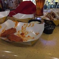 Photo taken at Buffalo Wild Wings by Glenn B. on 9/11/2015