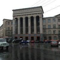 Photo taken at Волжская государственная академия водного транспорта (ВГАВТ, 1 корпус)) by Долгов Д. on 7/22/2013