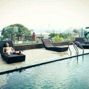 Photo taken at Hotel Ibis Padang by Danfinish D. on 12/23/2014