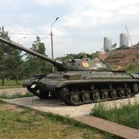 Das Foto wurde bei Парк Победы von Антон С. am 7/7/2013 aufgenommen