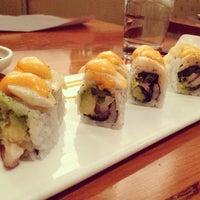 Photo taken at Hot Woks Cool Sushi by Leah J. on 3/21/2013