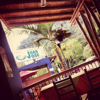 Photo taken at Restaurante Típico Juan José by Wlado S. on 4/7/2013