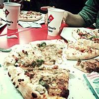 Photo taken at Domino's Pizza by Çağrı Ş. on 10/10/2013