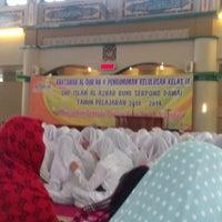 Photo taken at Sekolah Al-Azhar BSD by Dewi H G. on 6/14/2014