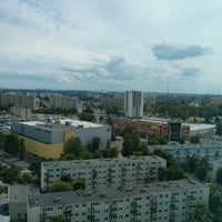 Photo taken at Przymorze by Remigiusz N. on 6/28/2013