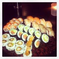 Photo taken at Fresh Sushi by Zakia C. on 12/15/2012