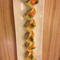Photo taken at Sakae Sushi by May.J J. on 8/2/2013