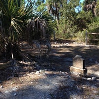 Photo taken at Cayo Costa Cemetery by Erin W. on 2/20/2014