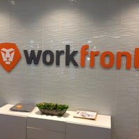 Photo taken at Workfront by Christian B. on 3/14/2017