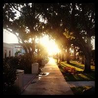 Photo taken at Santa Clara University by Christopher B. on 6/3/2013