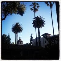 Photo taken at Santa Clara University by Christopher B. on 6/17/2013