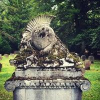 Photo taken at Waldfriedhof by Marina S. on 8/29/2016