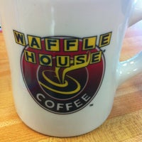 Photo taken at Waffle House by Torsten W. on 2/17/2012