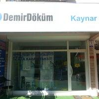 Photo taken at Kaynar tesisat by Ömer K. on 6/26/2013