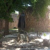 Photo taken at Monumento Princesa Kristina by Lucía C. on 7/27/2014