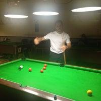 Photo taken at Canavan's Peckham Pool Club by Daniel S. on 8/11/2013