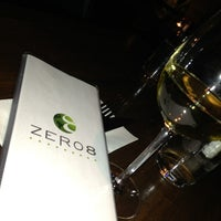 Photo taken at ZERO8 by Anne-Lovely E. on 1/12/2013
