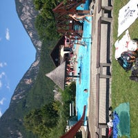 Photo taken at Schwimmbad Reichenau by Eva V. on 7/22/2013