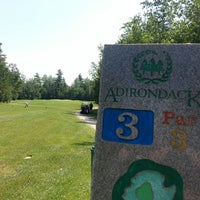 Photo taken at Adirondack Golf & Country Club by Moe C. on 7/19/2013