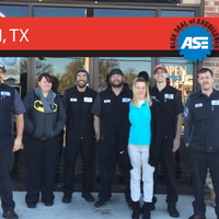 Photo taken at All Tune and Lube Killeen by All Tune and Lube Killeen on 1/31/2016