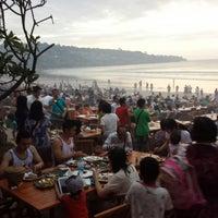 Photo taken at Menega Restaurant - Melia Benoa by Sae T. on 8/13/2013