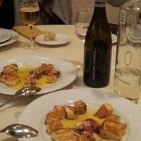 Photo taken at Restaurante Azabache by Cesar G. on 12/28/2013