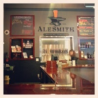 Photo taken at AleSmith Brewing Company by Lester A. on 5/26/2013