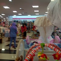 Photo taken at Jambi Prima Mall by Dede F. T. on 1/19/2014