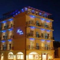 Das Foto wurde bei Plaza Hotel von Malafouris K. am 10/11/2013 aufgenommen