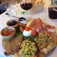 Photo taken at Hotel ristorante Fina by Лариса М. on 2/26/2014