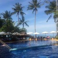 Photo taken at Lawana Resort Koh Samui by Irina R. on 1/28/2017