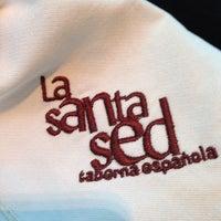 Photo taken at La Santa Sed by Eugenio R. on 3/25/2014