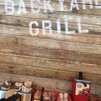 menu backyard grill brookings sd
