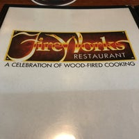 Photo taken at Fireworks Wood Fired Grill by Heidi W. on 7/12/2017