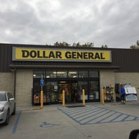 Photo taken at Dollar General by Tammy H. on 11/1/2016