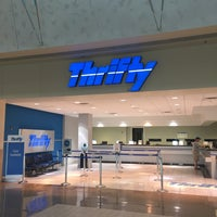 Photo taken at Thrifty Car Rental by Tammy H. on 3/22/2017