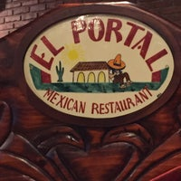 Photo taken at El Portal Mexican Restaurant by Tammy H. on 1/13/2017