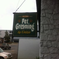 Photo taken at Pet Grooming By Debbie by Ron M. on 7/11/2013