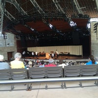 Photo taken at Sun Valley Pavilion by Ron M. on 7/29/2013