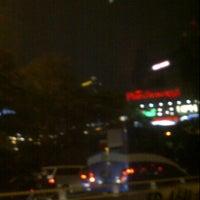 Photo taken at Tol dalam kota Semanggi 2 by Tiara D. on 7/31/2013