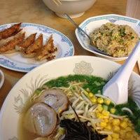 Photo taken at Gyoza no Ohsho Singapore  餃子の王将 by Oddpinkcloud on 10/11/2012