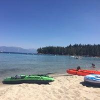 Photo taken at Meeks Bay Resort by Jaden G. on 8/8/2016