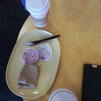 Photo taken at Saint Louis Bread Co. by Karl K. on 7/14/2013
