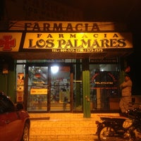 Photo taken at Farmacia Los Palmares by Javier S R. on 6/28/2013