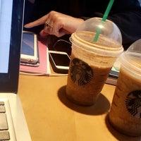 Photo taken at Starbucks by Sandra P. on 5/1/2016