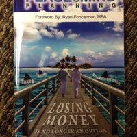 Photo taken at S.W.A.N. Financial Solutions-Financial Advisor: Ryan K Foncannon by Ryan F. on 3/26/2015
