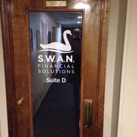 Photo taken at S.W.A.N. Financial Solutions-Financial Advisor: Ryan K Foncannon by Ryan F. on 2/13/2015