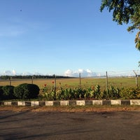 Photo taken at Pattimura International Airport (AMQ) by Pamungkas A. on 11/2/2017