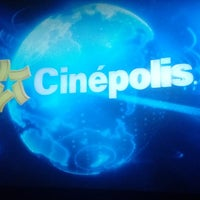 Photo taken at Cinépolis by Anthony M. on 7/6/2013